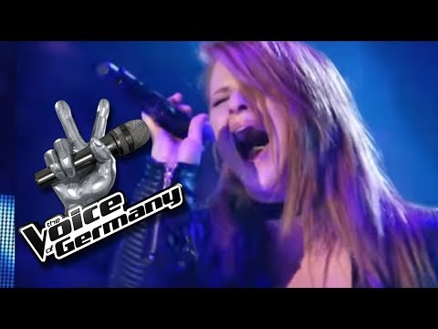Christina Aguilera - Fighter | Selina vs. Mary-Anne vs. Chiara | The Voice of Germany 2017 | Battles