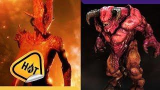 10 juegos que muestran el HORROR del infierno