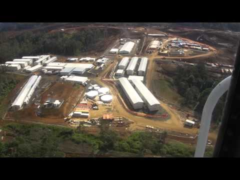 Ark Komo Airfield Accommodations ExxonMobil PNG LNG Project