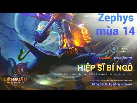 Zephys hero arena of valor