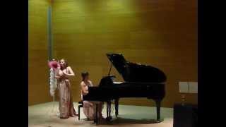 La Dive de l'Empire (E.Satie) - Marina Pacheco & Olga Amaro