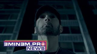 "Eminem has released a video unexpectedly again! Watch the ""Fall"" music video from ""Kamikaze"" album"