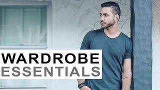 5 wardrobe essentials every guy needs   men s must haves   alex costa