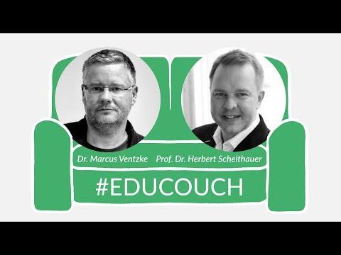 EduCouch 2018:  Prof. Dr. Herbert Scheithauer (FU Berlin) – Was tun gegen Cybermobbing?