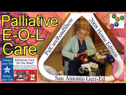 STGEC: PalCare RoadShow-SAT | Palliative Care @ EOL (2008)