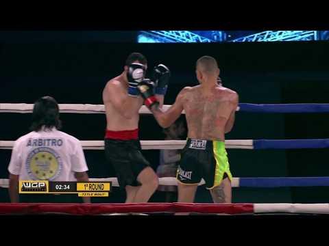 WGP 40 - Alex Pereira v. Maycon Silva