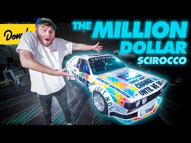 This Car Was Built to Piss You Off - The Million Dollar Scirocco