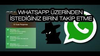 WhatsApp gözetleme (yeni yöntem 2019)