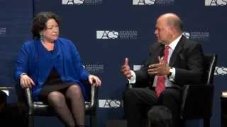 A Conversation between U.S. Supreme Court Justice Sonia Sotomayor and Professor Theodore M. Shaw