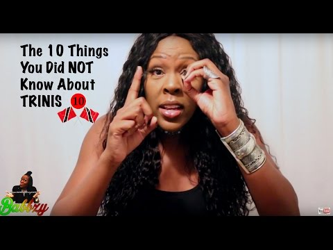 10 Things You Didn't Know About Trinis/Trinidadians (Babbzy Style) | Babbzy Media