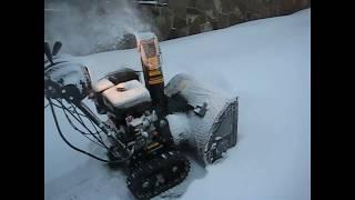 видео продать снегоуборщик
