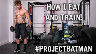 How I Eat And Train! #34