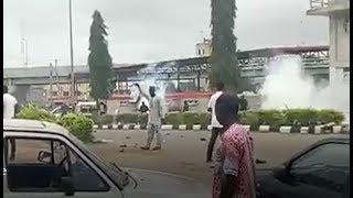 Ekiti Election violence 2018