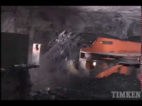Timken Solutions For Underground Mining