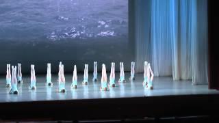 Композиция 'Море'. Концерт 'Вечер балета'