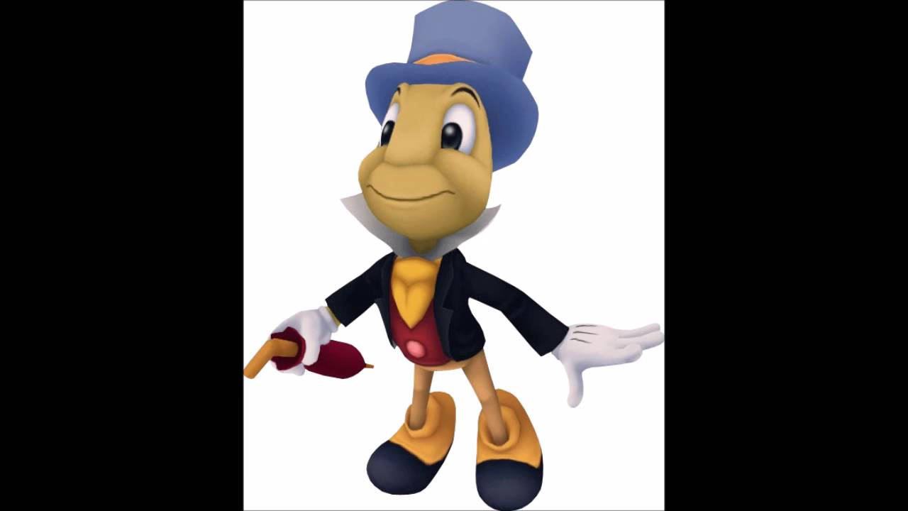 Kingdom Hearts Jiminy Cricket Voice YouTube