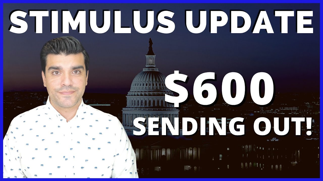 Second Stimulus Check Update (Stimulus Check 2): $600 Stimulus Check Starts Sending Out!!