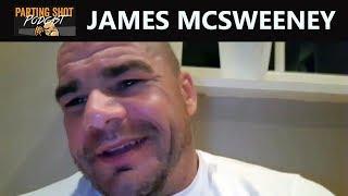 KSW 45's James McSweeney Talks Late Replacement Matchup Against UFC Veteran Thiago Silva