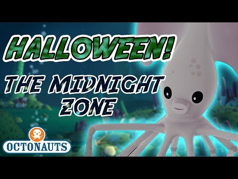 Octonauts - The Midnight Zone | Creatures of the Night!