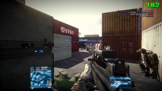Battlefield 3 Live Commentary Request: 800x600 Resolution With Famas