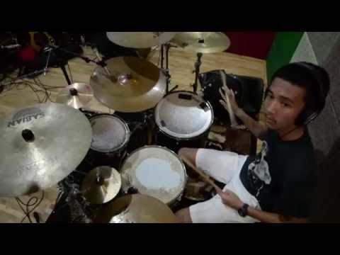Abhinaya Duarsa - Bendera Cokelat Drum Cover Bali Rudiment Drum Course