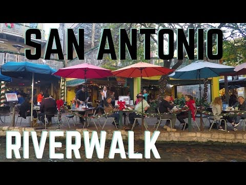 EXPLORING THE RIVERWALK (IN SAN ANTONIO, TX) || FULL TIME RV LIVING VLOG