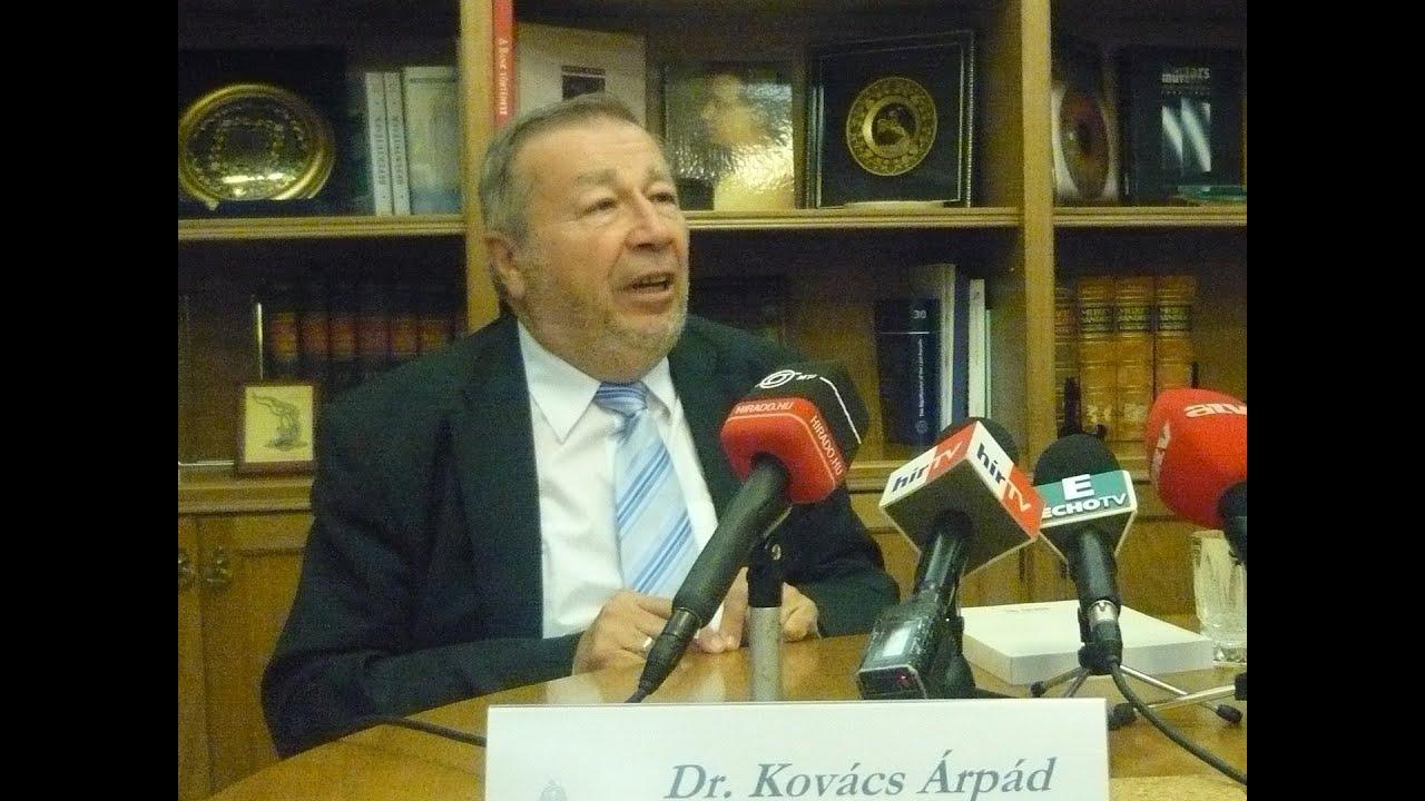 Dr. Kovács Árpád, A Költségvetési