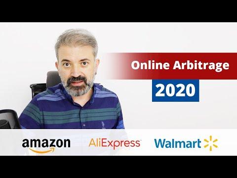 Amazon, Aliexpress, Walmart - 2020 Sonunda Online Arbitrage Fırsatı