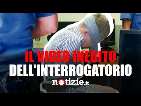 Omicidio Cerciello Rega, il video dell'interrogatorio bendato di Gabriel Natale Hjorth | Notizie.it