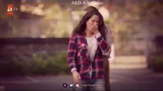 اغنية تركية حزينة مترجمة - ابقى للممات kal ölene kader مسلسل الازهار الحزينة