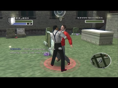 The Godfather PS2 Gameplay HD (PCSX2)