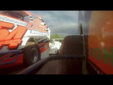 6/2/17 Sportsman Heat Race, Albany-Saratoga Speedway