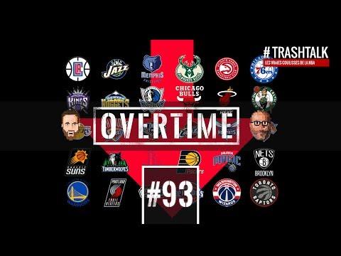 Été 2017 : quelle équipe est en PLS ? Overtime de l'Apéro TrashTalk