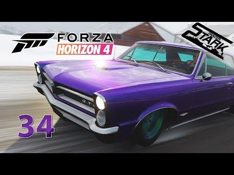 Forza Horizon 4 - 34.Rész (Drift Pontiac GTO 65' / Rekordokat dönt) - Stark thumbnail
