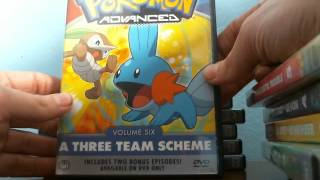 pokemon dvd collection update 4