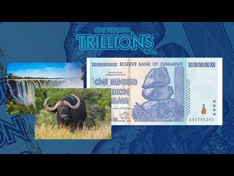 The 100 Trillion Zimbabwe Dollar Note - 100Trillions.com