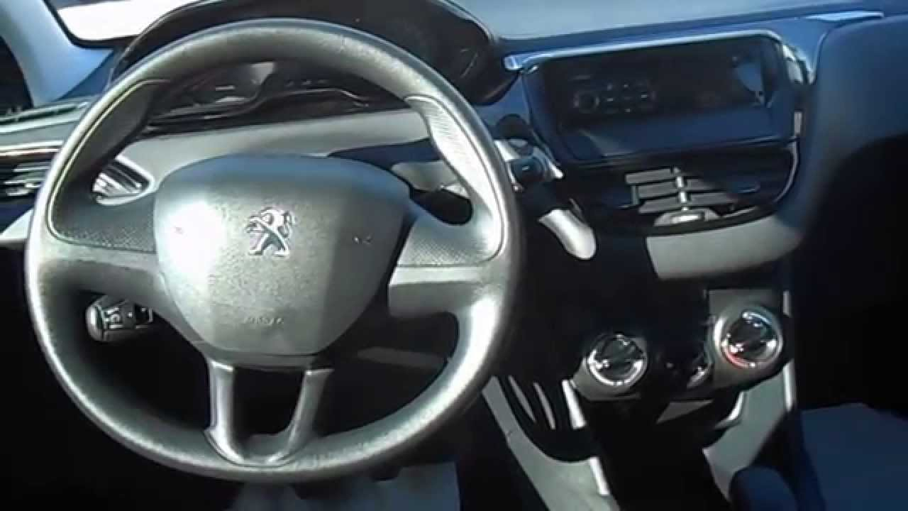 2013 peugeot 208 1 2vti access 7000kms 8995 youtube. Black Bedroom Furniture Sets. Home Design Ideas