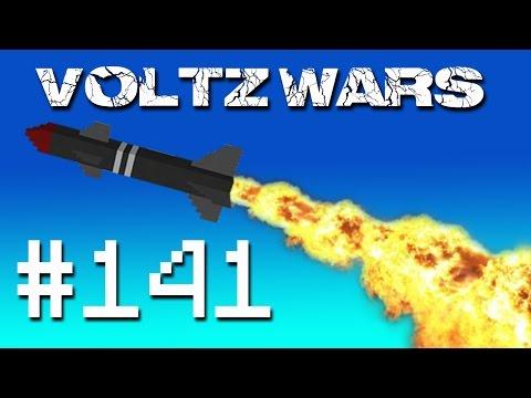 Minecraft Voltz Wars - World Eater Preparations! #141