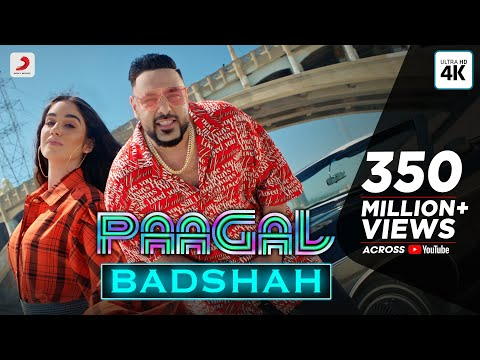 'Paagal' sung by Badshah