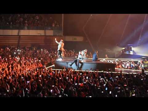 Backstreet Boys - Quick Play In Games With My Heart [Live At Lisbon DNA World Tour 2019]