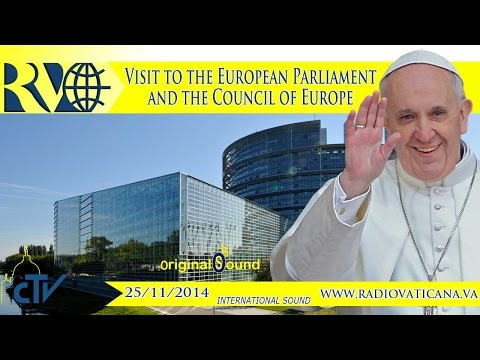 Visit to the European Parliament and the Council of Europe -