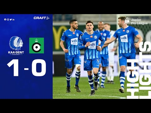 Gent Cercle Brugge Goals And Highlights