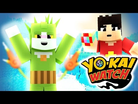 Minecraft Yo-Kai Watch ► THORNYAN! #9 (Minecraft Yokai Watch Roleplay)