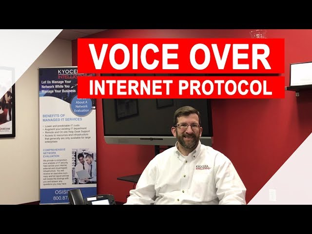 Voice Over Internet Protocol | Kyocera Intelligence