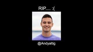 Video RIP Andy Altig download MP3, 3GP, MP4, WEBM, AVI, FLV Agustus 2018