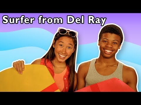 surfer-from-del-ray-+-more-|-mother-goose-club-playhouse-songs-&-rhymes