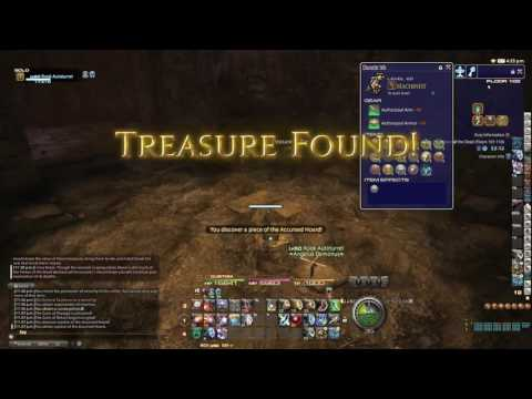 FFXIV HC Solo - (MCH  4.0) PoTD Floors 101-110 (Clear) - Ang