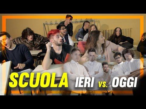 SCUOLA IERI vs SCUOLA OGGI