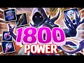 SOL Can Reach Over 1800 POWER in SMITE!?
