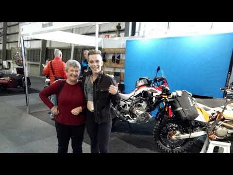 Melbourne Motorcycle Expo 2018